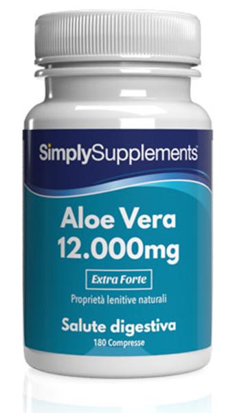 Aloe Vera 12000 mg