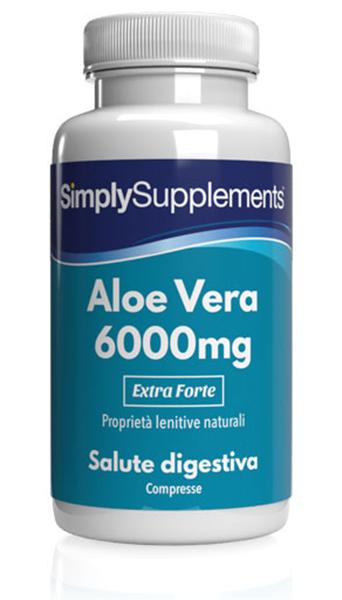 360 Tablet Tub - aloe vera Compresse