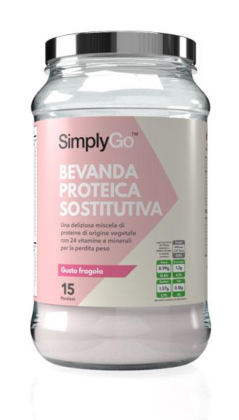 Bevanda Proteica Sostitutiva