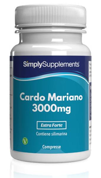 Cardo Mariano 3000 mg