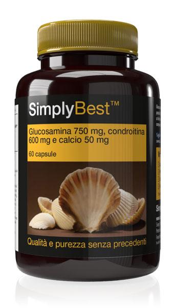 Glucosamina | Condroitina | Calcio