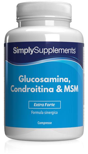 Glucosamina | Condroitina| MSM