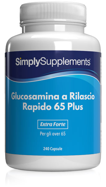 Glucosamina vegetale a Rilascio Rapido 65 Plus