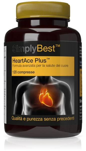 120 Tablet Tub - heart supplements