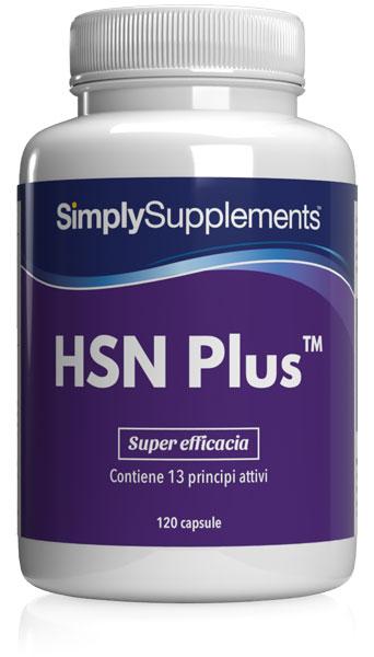 120 Capsule Tub - HSN formula