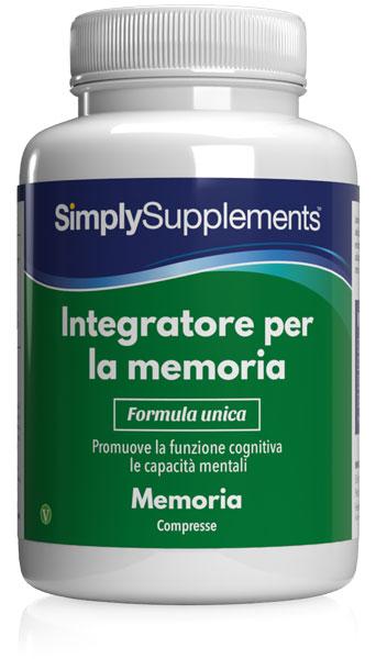 Integratore per la memoria