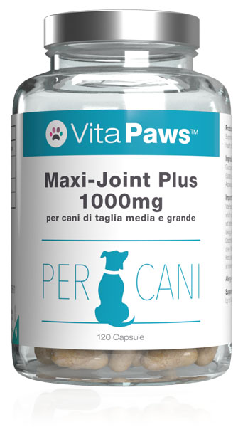 Maxi-Joint Plus 1000mg (cani di taglia grande e media)