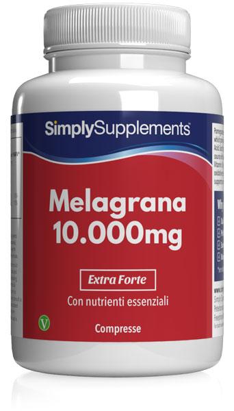 240 Tablet Tub - pomegranate Compresse