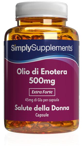 Olio di Enotera 500 mg