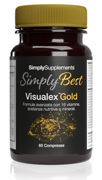 60 Tablet Blister Pack - visualex gold