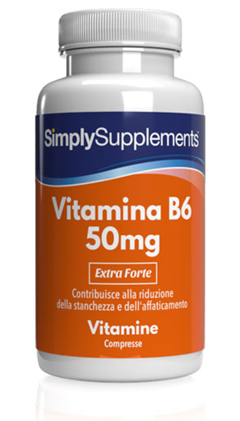 Vitamina B6 50 mg
