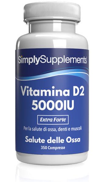 Vitamina D2 5000 UI