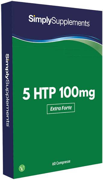 60 Tablet Blister Pack - buy 5htp 100mg
