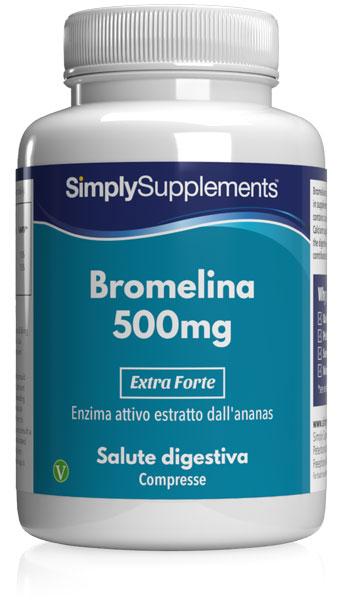 120 Capsule Tub - bromelain supplement