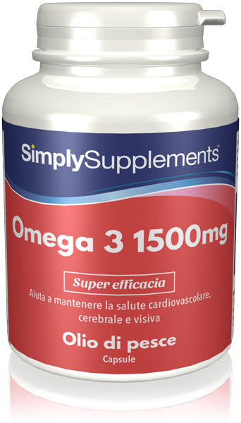 Omega 3 1500mg Extra Forte