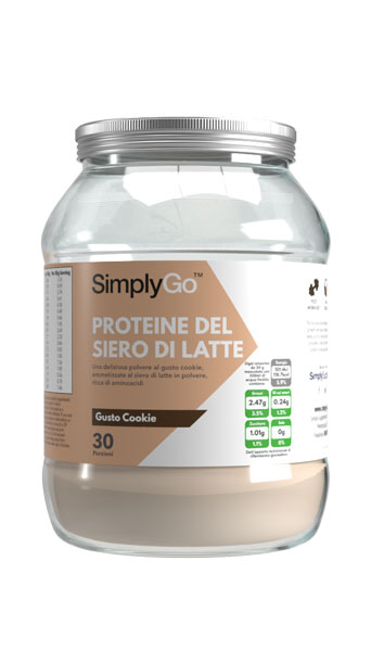 Proteine del Siero di Latte