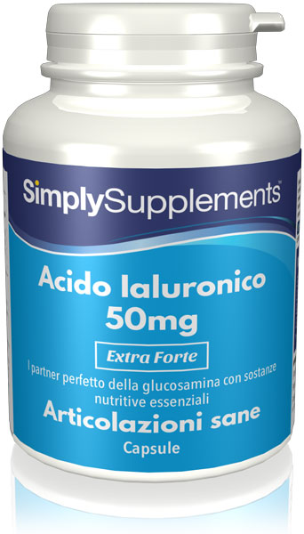 Acido ialuronico 50 mg