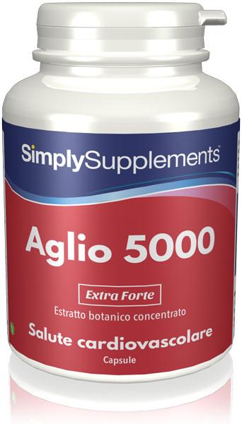 360 Capsule Tub - garlic Compresse