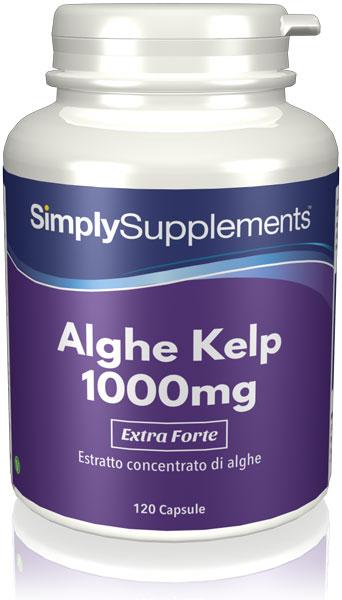 Alghe Kelp 1000 mg