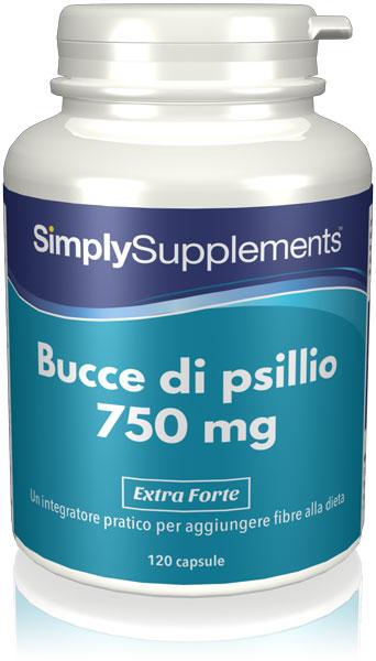 Bucce di Psillio 750 mg