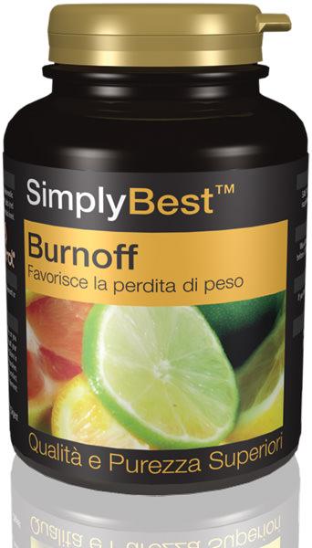 180 Capsule Tub - burnoff Simplybest