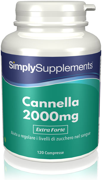 Cannella 2000 mg
