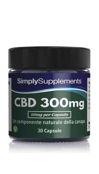 Capsule CBD 300 mg