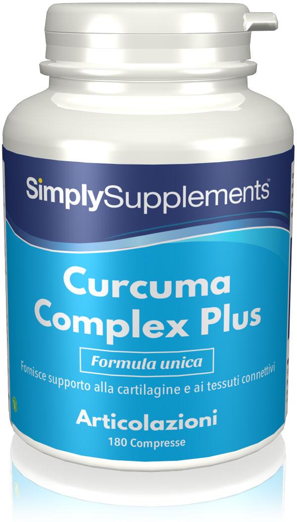 Curcuma Complex Plus