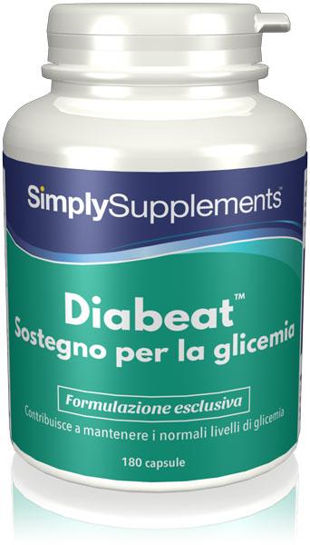 Diabeat sostegno per la glicemia