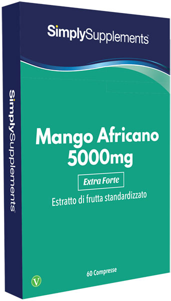 60 Tablet Blister pack - african mango extract