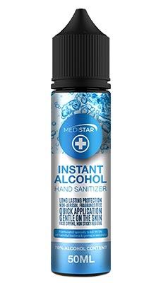 Medistar Instant 70% alcol disinfettante per mani 50ml