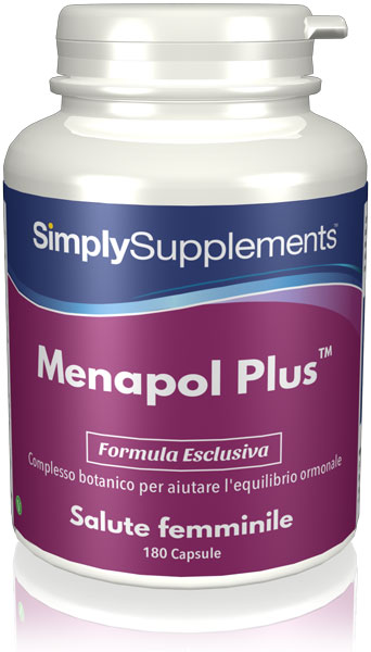 120 Capsule Tub - menapol plus