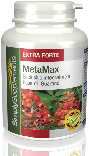 120 Capsule Tub - metamax