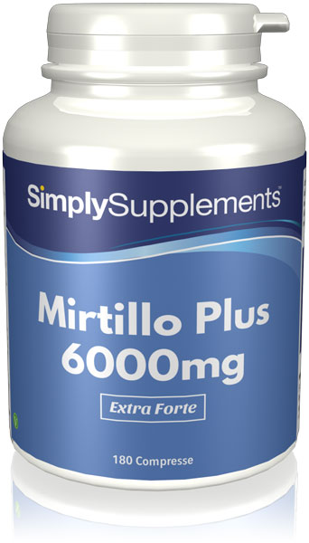 Mirtillo Plus 6000 mg