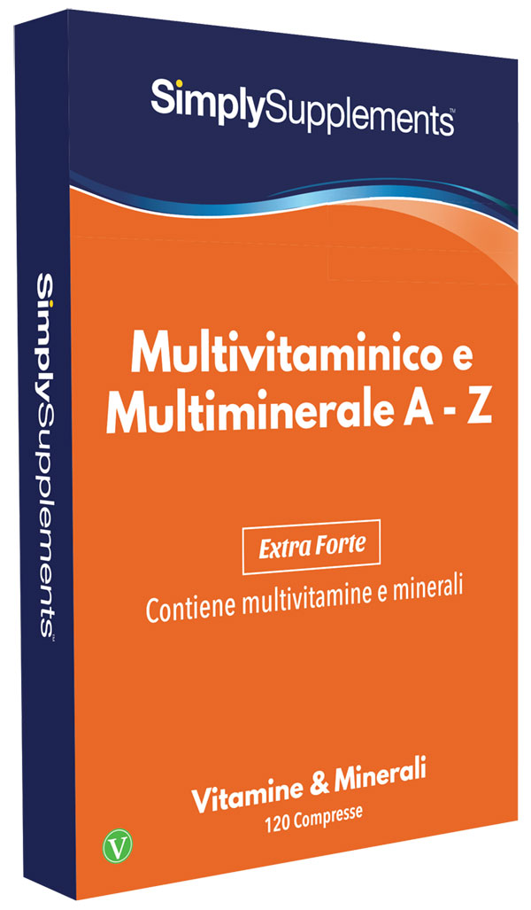 120 Tablet Blister Pack - a to z multivitamin