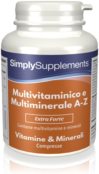 Multivitaminico e Multiminerale A - Z