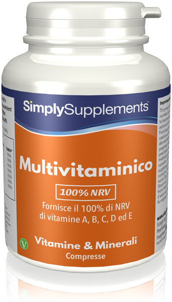 Multivitaminico (100% VRN)