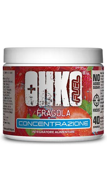 OHKO Fuel Concentrazione