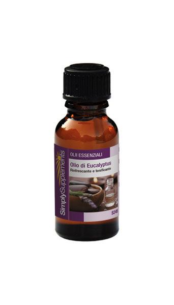 20ml Bottle - eucalyptus oil