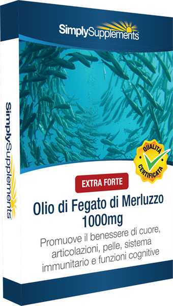 120 Capsule Blister Pack - cod liver oil omega 3