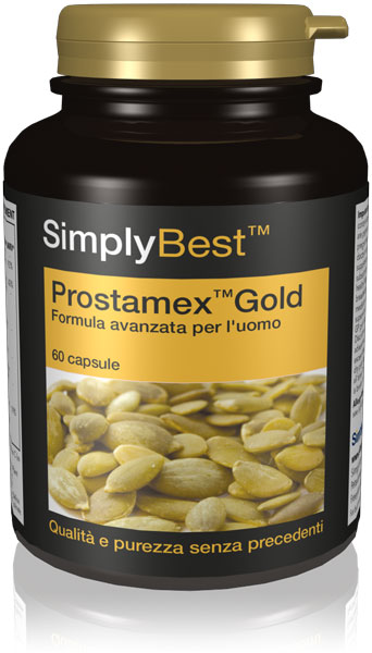 60 Tablet Blister Pack - Prostamex Gold