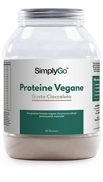 Proteine Vegane - SimplygGo
