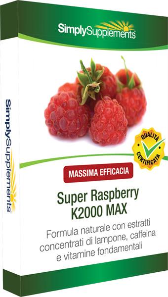 Super Raspberry K2000 MAX