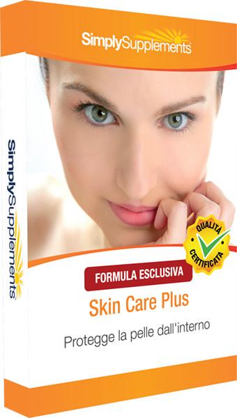 60 Tablet Blister Pack - skin care supplements