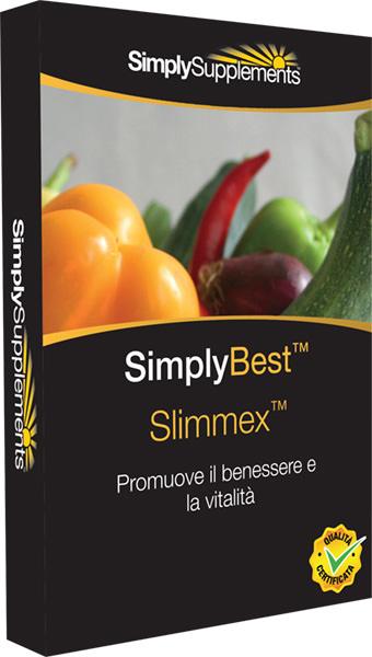 60 Capsule Blister Pack - Slimmex