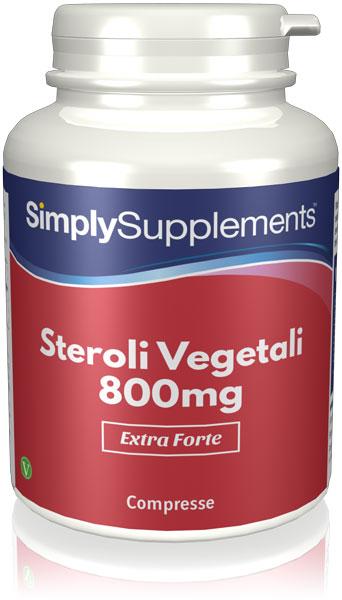120 Tablet Tub - plant sterols supplements