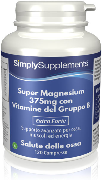 120 Tablet Tub - magnesium and vitamin b complex
