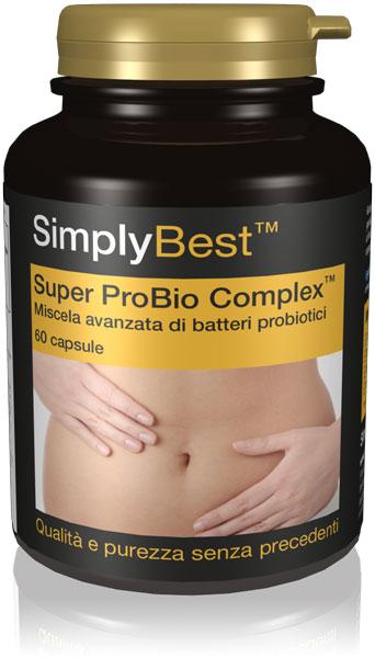 60 Capsule Blister Pack - super probio complex
