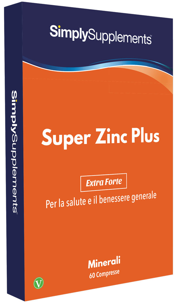 Super Zinc Plus 25 mg