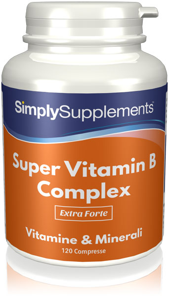 120 Tablet Blister Pack - super vitamin b complex